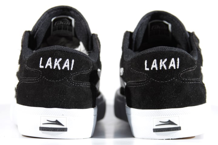 Tênis Lakai - Manchester Black/White  - No Comply Skate Shop
