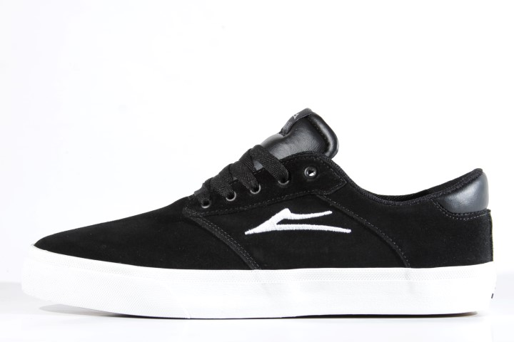Tênis Lakai - Porter SD Black/White  - No Comply Skate Shop
