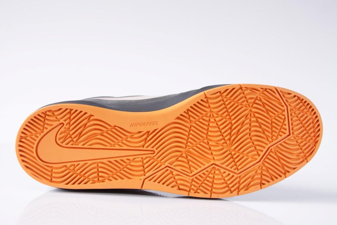 Tênis Nike SB - Bruin Hyperfeel XT Anthracite/White-Clay Orange  - No Comply Skate Shop