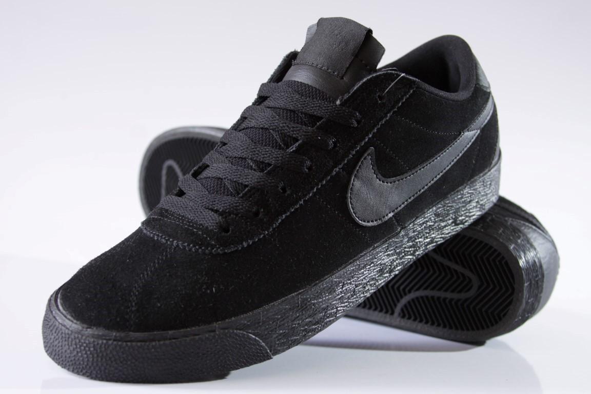 Tênis Nike SB - Bruin Premium SE Black/Black  - No Comply Skate Shop