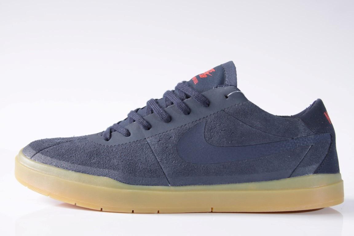 Tênis Nike SB - Bruin SB Hyperfeel Obsidian/Obsidian-Gum  - No Comply Skate Shop