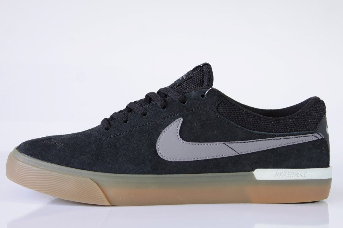 Tênis Nike SB - Eric Koston Hypervulc Black/Gun Smoke  - No Comply Skate Shop