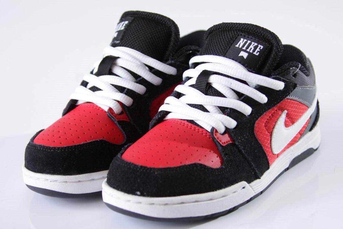 Tênis Nike SB - Mogan 3 JR Black/White  - No Comply Skate Shop