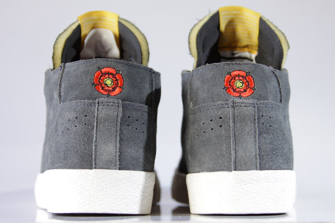 Tênis Nike SB - Zoom Blazer Chukka XT Anthracite  - No Comply Skate Shop