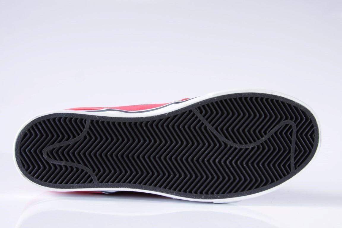 Tênis Nike SB - Zoom Stefan Janoski Ember Glow/Black-White  - No Comply Skate Shop