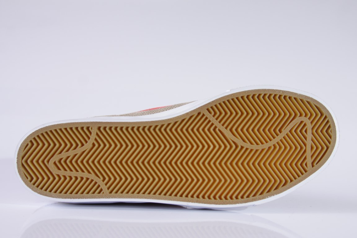 official photos 0c390 c3bf0 ... Tênis Nike SB - Zoom Stefan Janoski HT Khaki Track Red - No Comply Skate