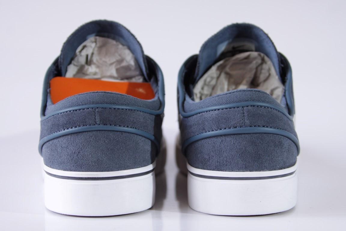 Tênis Nike SB - Zoom Stefan Janoski Squadron Blue/Metsilv-LT Crimson  - No Comply Skate Shop