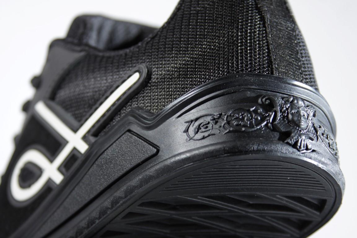 Tênis Öus - Arquitetônico All Black Essencial  - No Comply Skate Shop