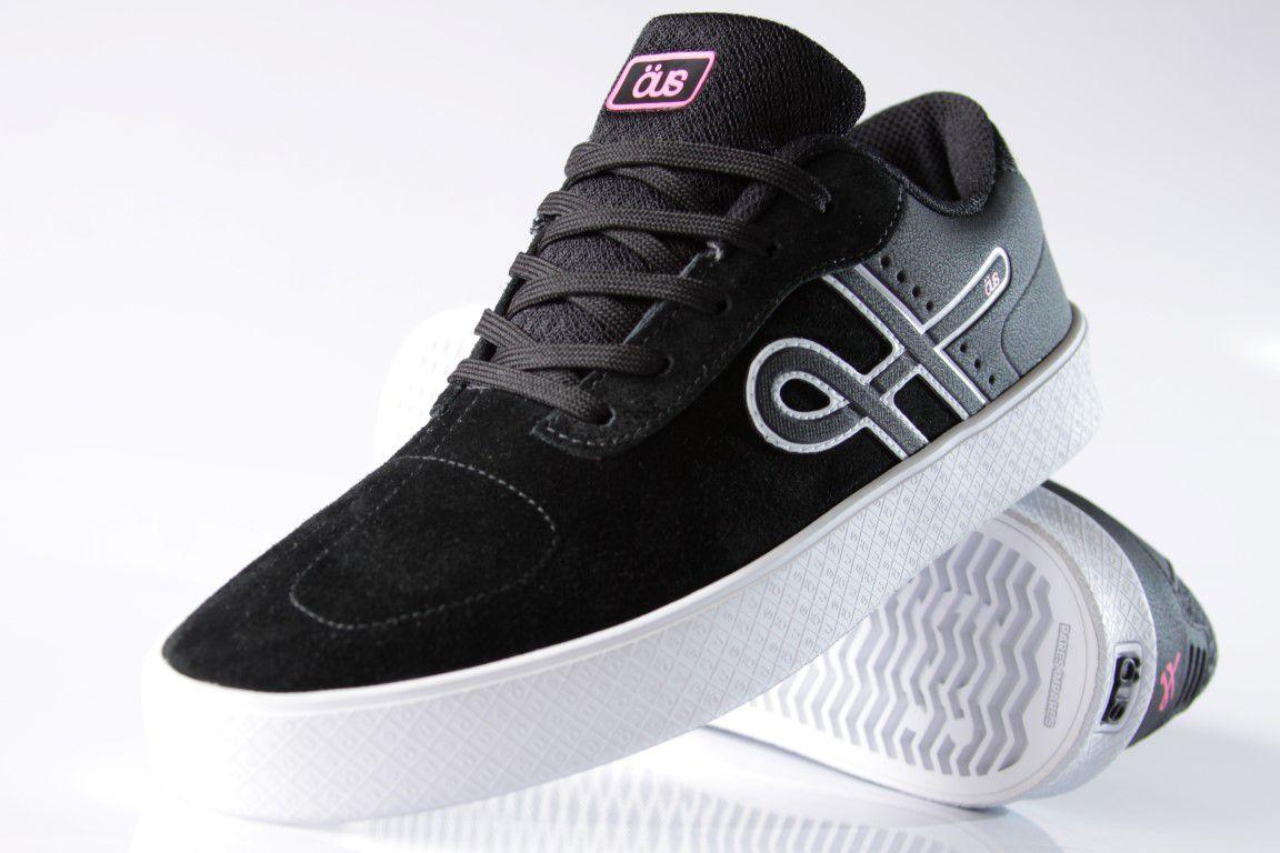 Tênis Öus - Emergente Preto Essencial  - No Comply Skate Shop