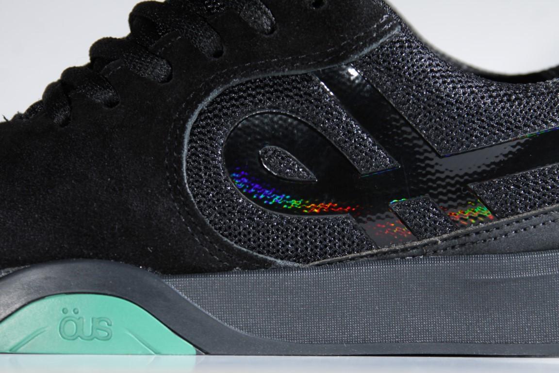 Tênis Öus - Imigrante PRT Holográfico Essencial  - No Comply Skate Shop