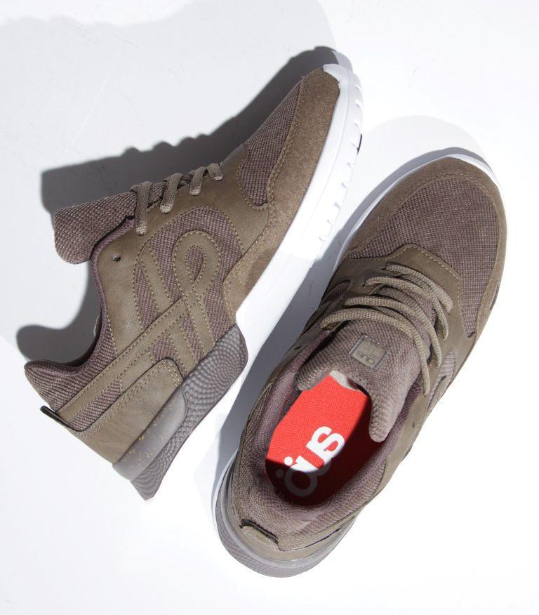 Tênis Öus - Phibo 1123 Coffee Gold O.E.  - No Comply Skate Shop