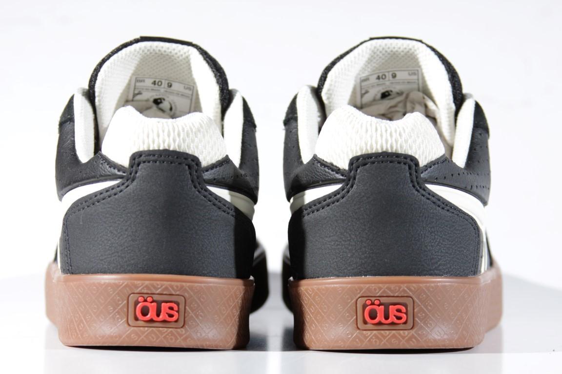 Tênis Öus - V2 Preto/Latex Essencial  - No Comply Skate Shop