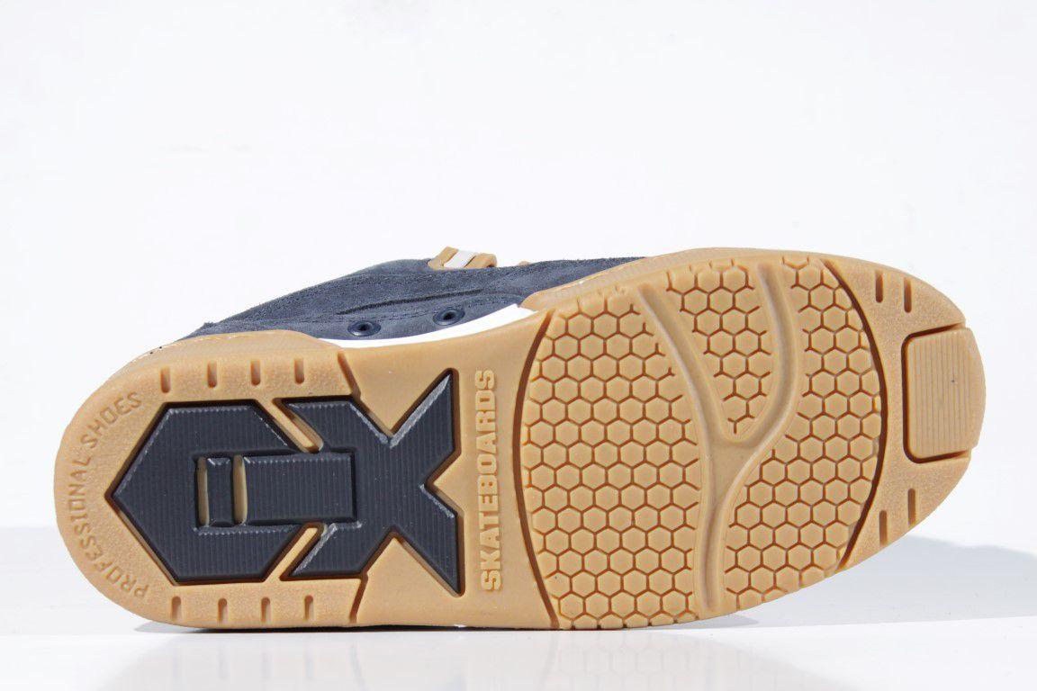Tênis Qix - Hexagon Marinho/Natural  - No Comply Skate Shop