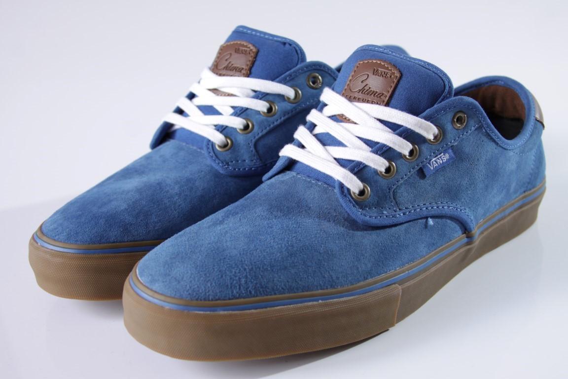 Tênis Vans - M Chima Ferguson Pro Royal/Gum  - No Comply Skate Shop