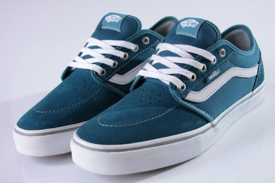 Tênis Vans - M Lindero 2 Dark Teal  - No Comply Skate Shop