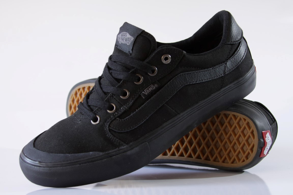 Tênis Vans - M Style 112 Pro Blackout  - No Comply Skate Shop