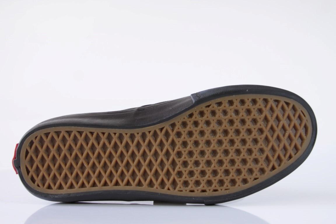 Tênis Vans - MN Authentic Pro Black/Black  - No Comply Skate Shop