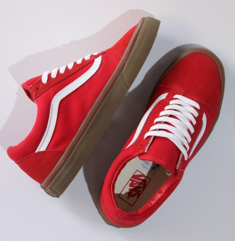 Tênis Vans - Old Skool (Gumsole) Formula One/Medium Gum  - No Comply Skate Shop
