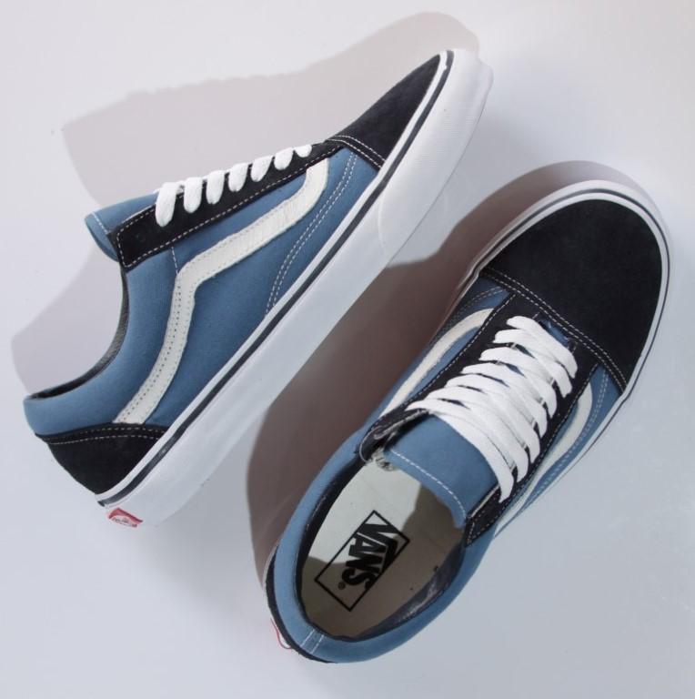 Tênis Vans - Old Skool Navy  - No Comply Skate Shop