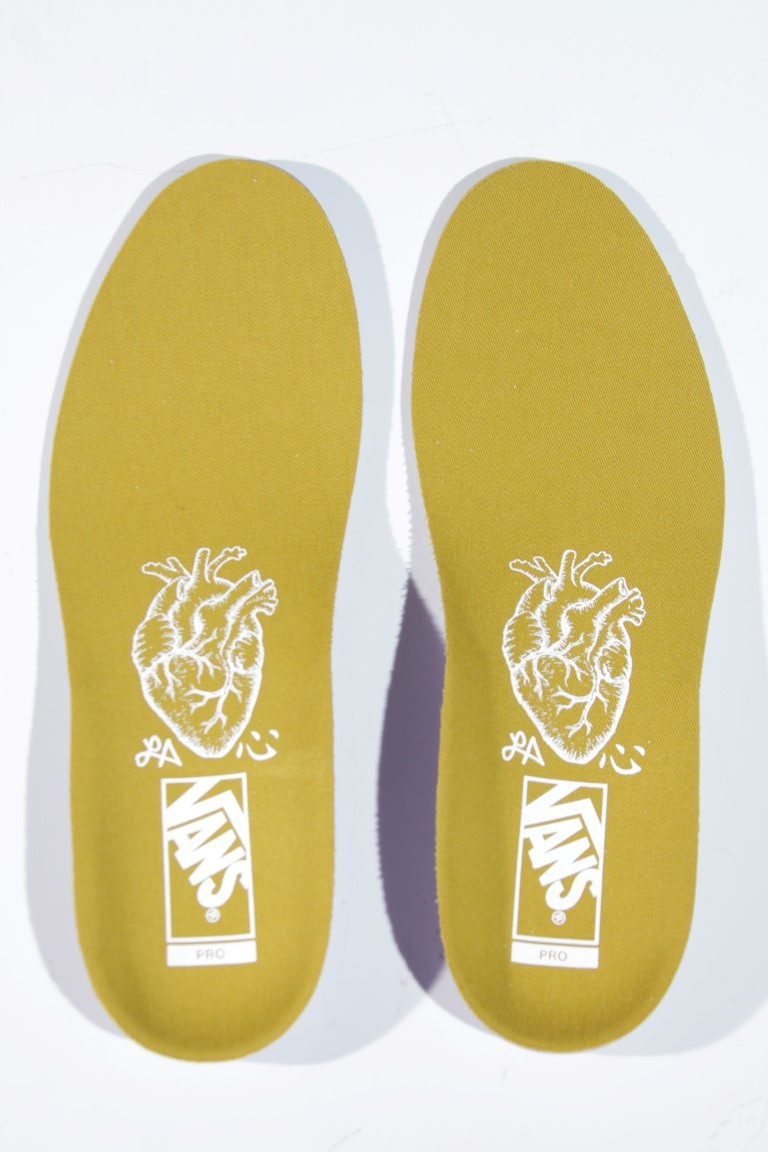 Tênis Vans - Old Skool Pro (Lizzie Armanto) Antque  - No Comply Skate Shop