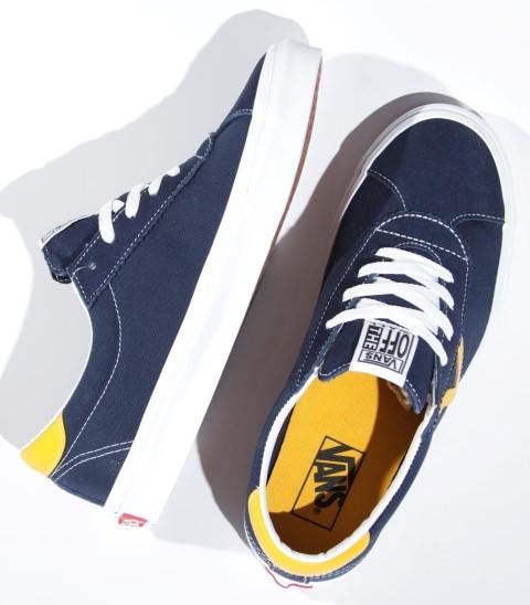 Tênis Vans - Sport Dress Blues  - No Comply Skate Shop
