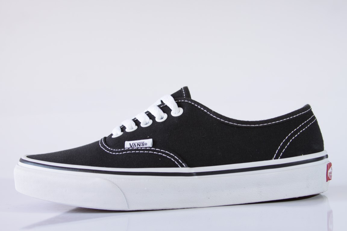 Tênis Vans - U Authentic Black  - No Comply Skate Shop