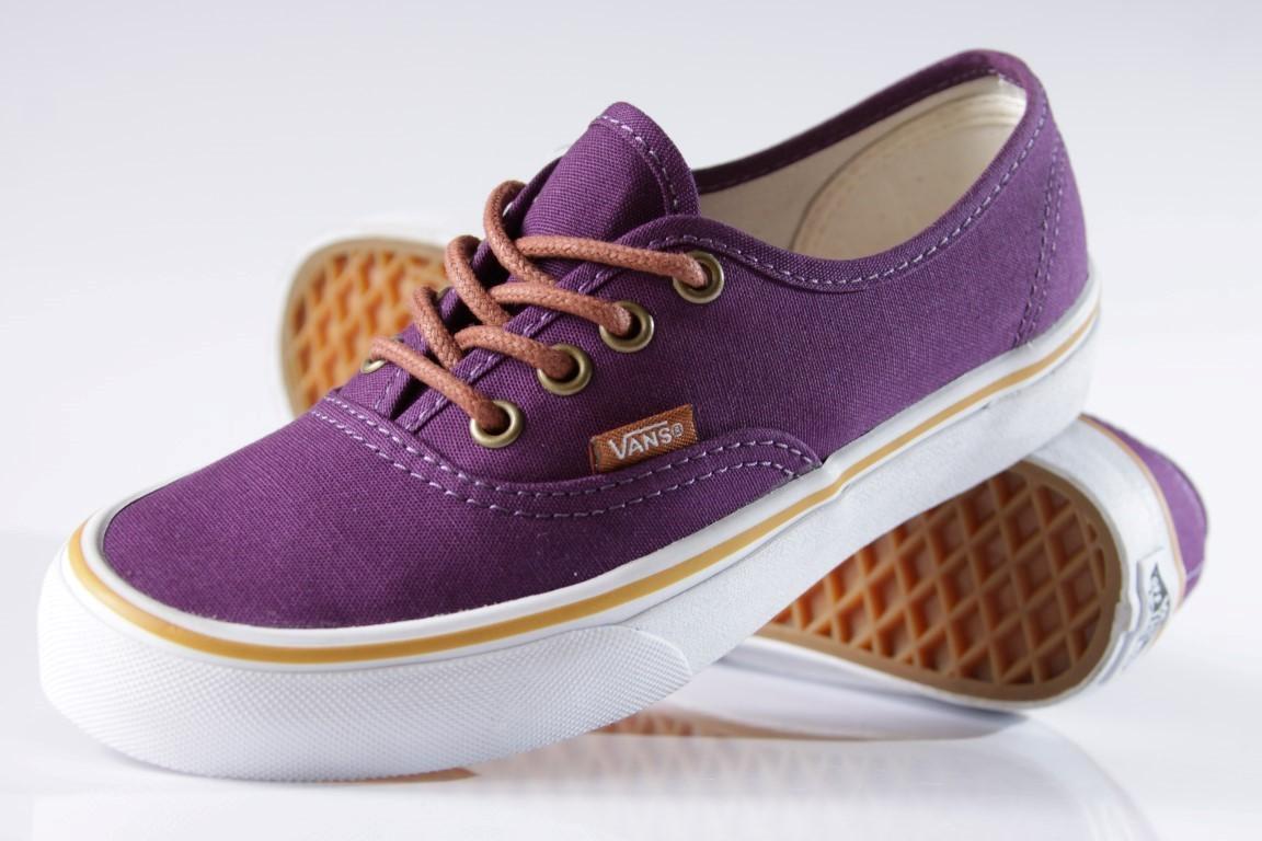 Tênis Vans - U Authentic Shadow Purple/Tortoise Shell  - No Comply Skate Shop