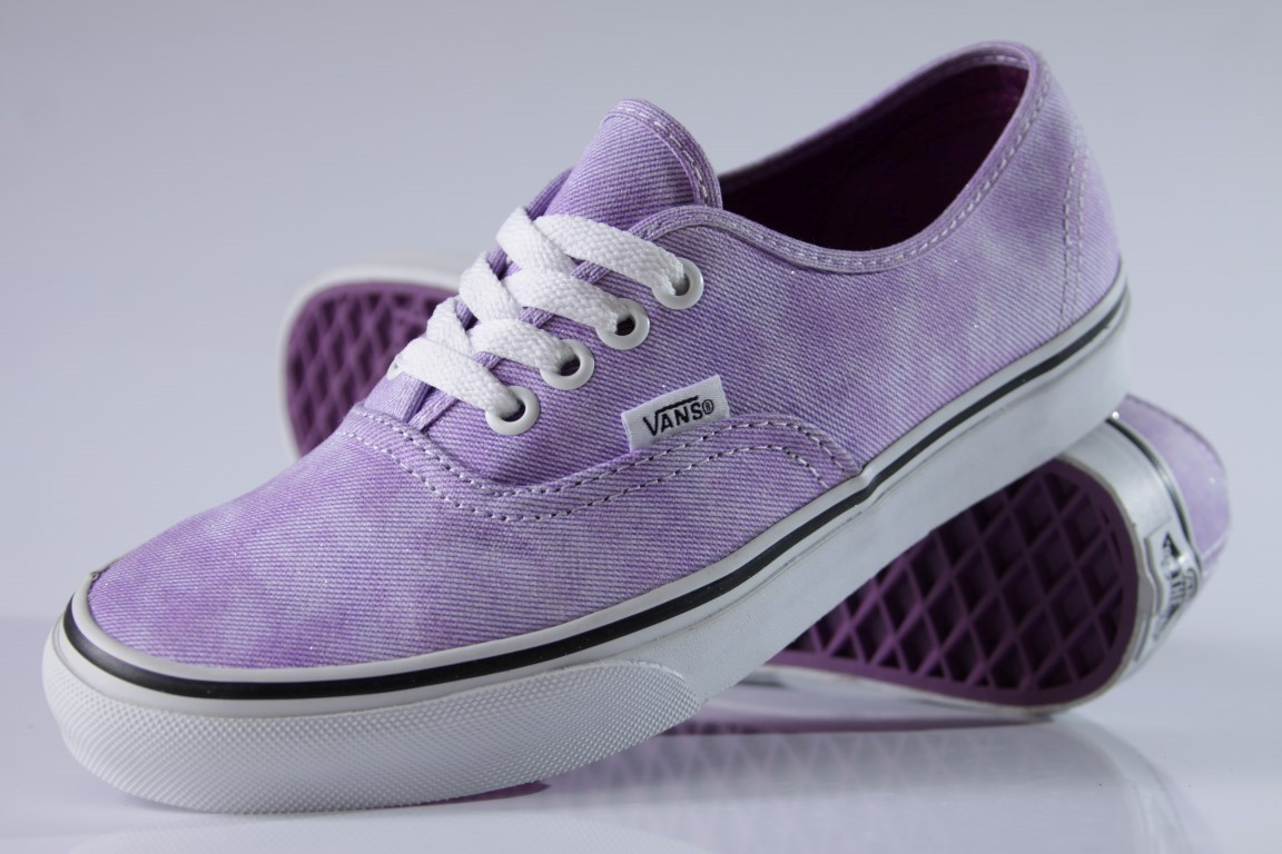 Tênis Vans - U Authentic Violet (Sparkle)  - No Comply Skate Shop