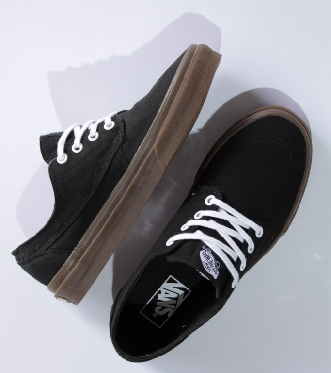 Tênis Vans - U Brigata (Gumsole) Black  - No Comply Skate Shop