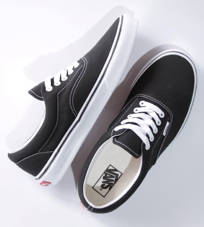Tênis Vans - U Era Black  - No Comply Skate Shop