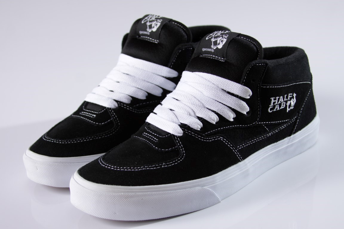 Tênis Vans - U Half Cab Black  - No Comply Skate Shop