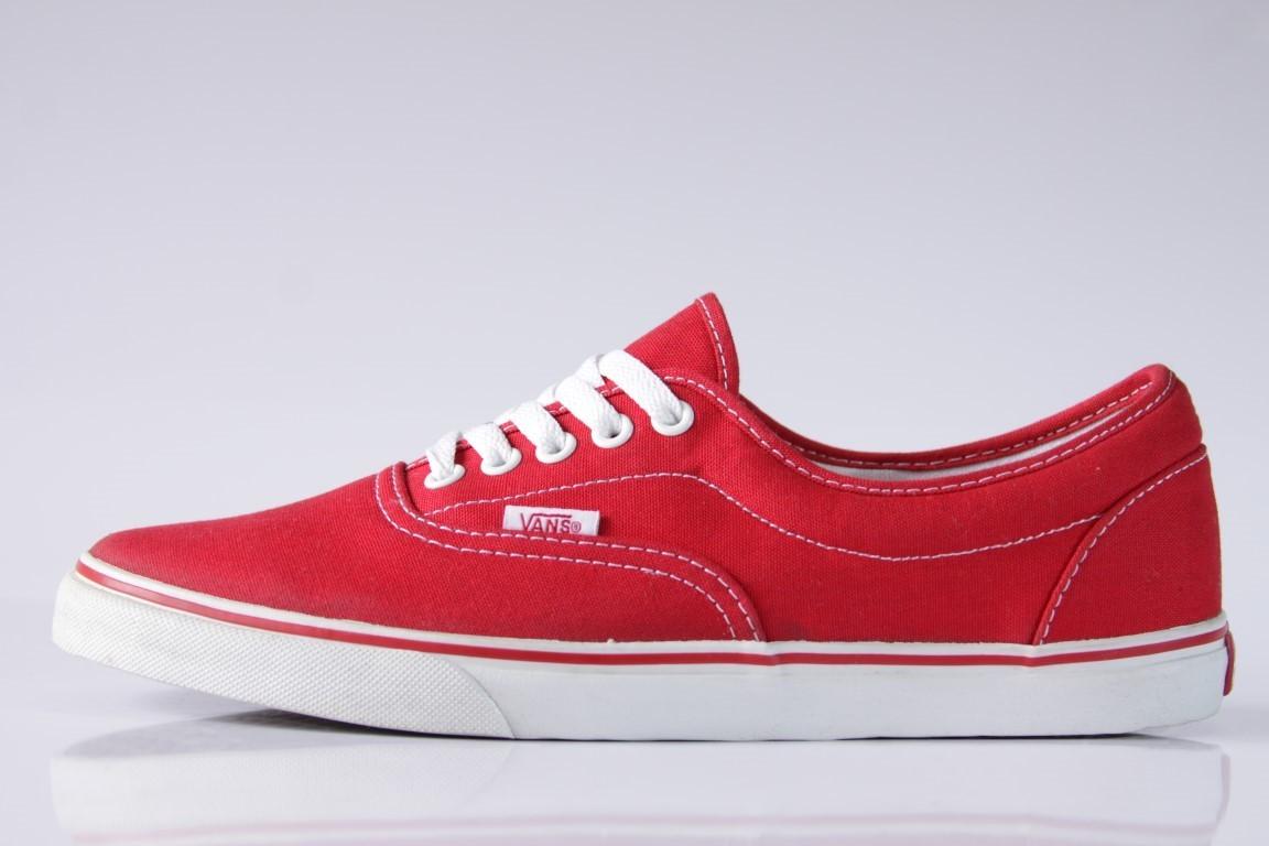 Tênis Vans - U LPE Red  - No Comply Skate Shop