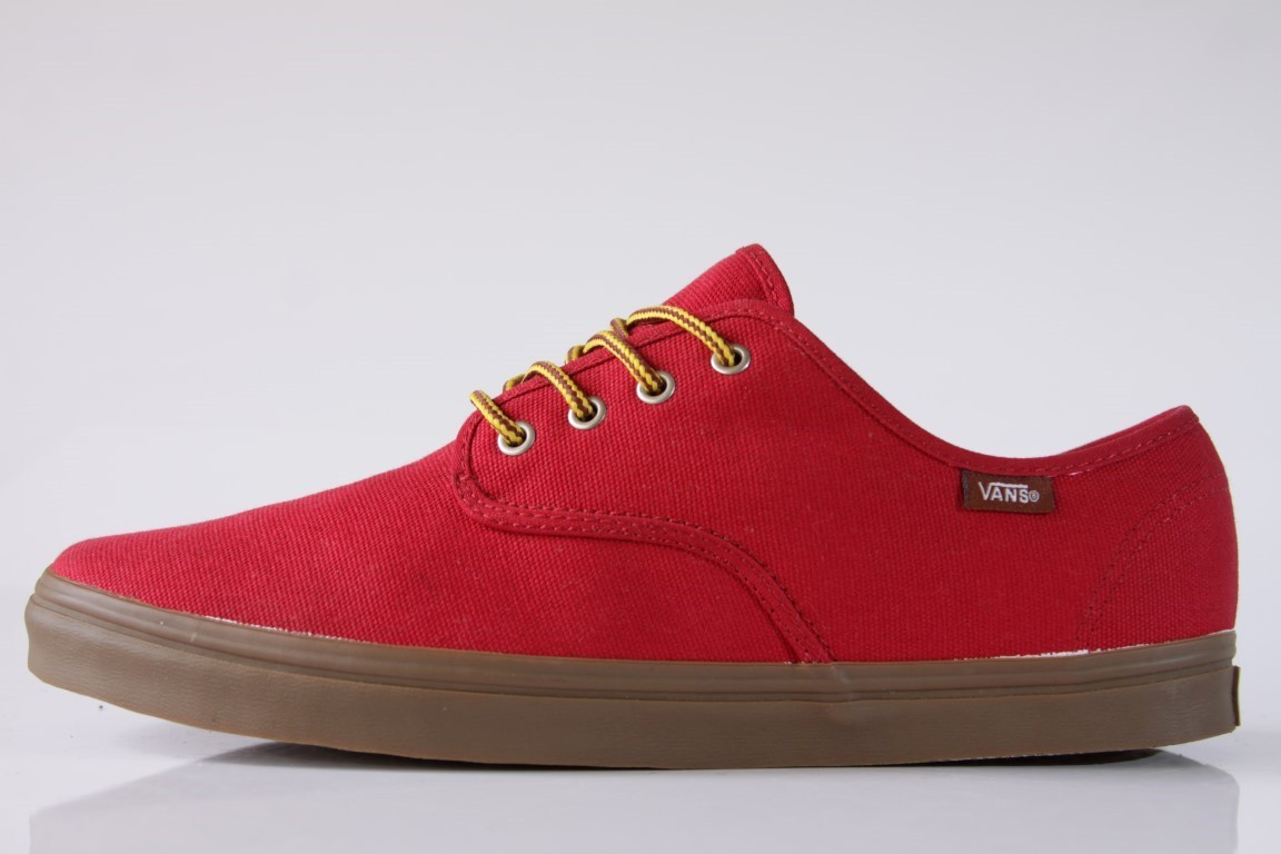 Tênis Vans - U Madero Chili Pepper/Gum  - No Comply Skate Shop