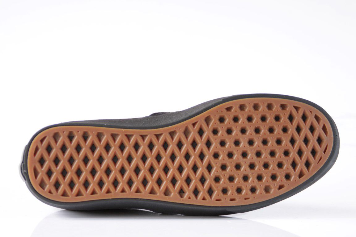 Tênis Vans - UA Comfycush Authentic Black/Black  - No Comply Skate Shop