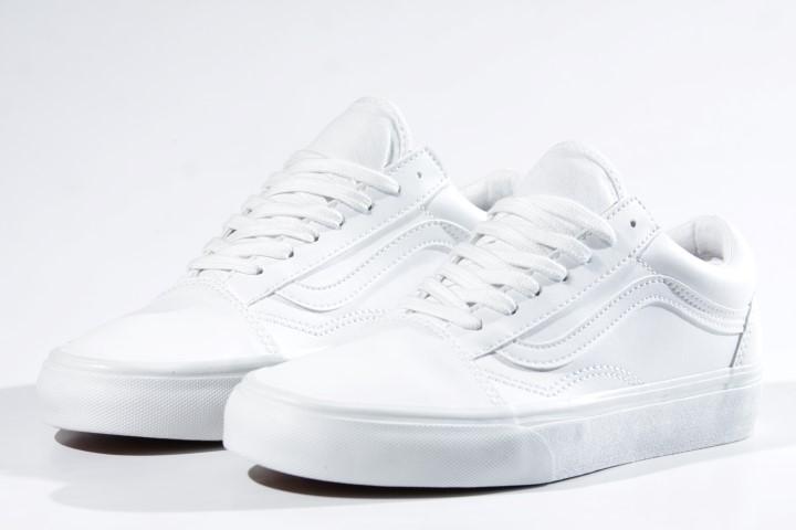 Tênis Vans - UA Old Skool (Classic Trumble) True White  - No Comply Skate Shop