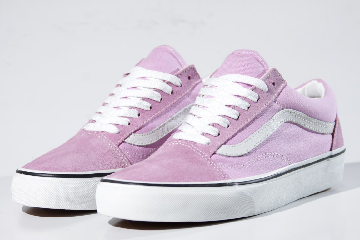 Tênis Vans - UA Old Skool Orchid/True White  - No Comply Skate Shop