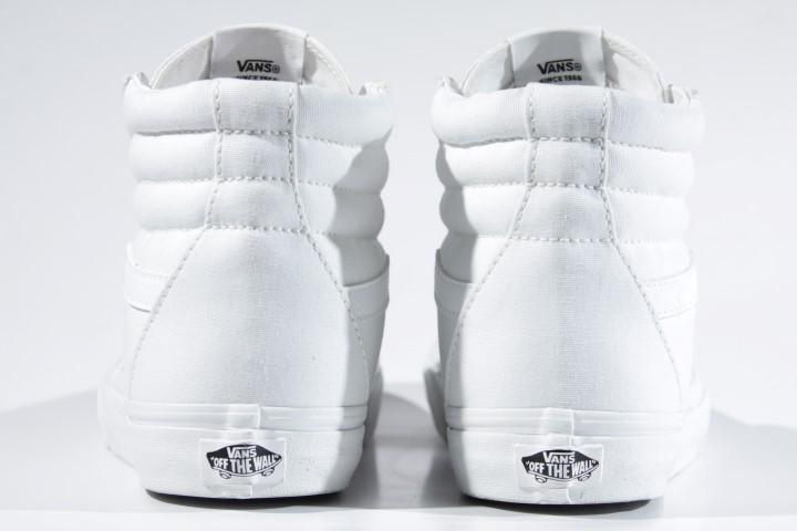 Tênis Vans - UA SK8-High True White  - No Comply Skate Shop