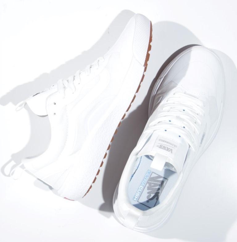 Tênis Vans - UA Ultrarange Exo True White  - No Comply Skate Shop