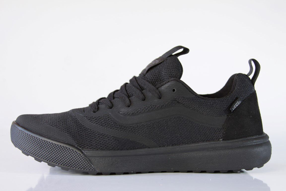 Tênis Vans - UA Ultrarange Rapidweld Black/Black  - No Comply Skate Shop