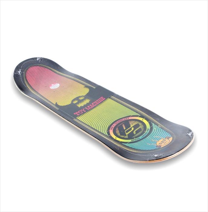 "Shape Toy Machine - Johnny Layton P2 8.25""  - No Comply Skate Shop"
