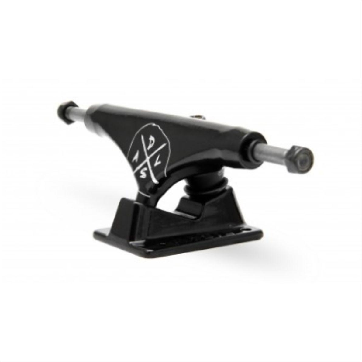 Truck Crail 136 Hi DSAL All Black  - No Comply Skate Shop