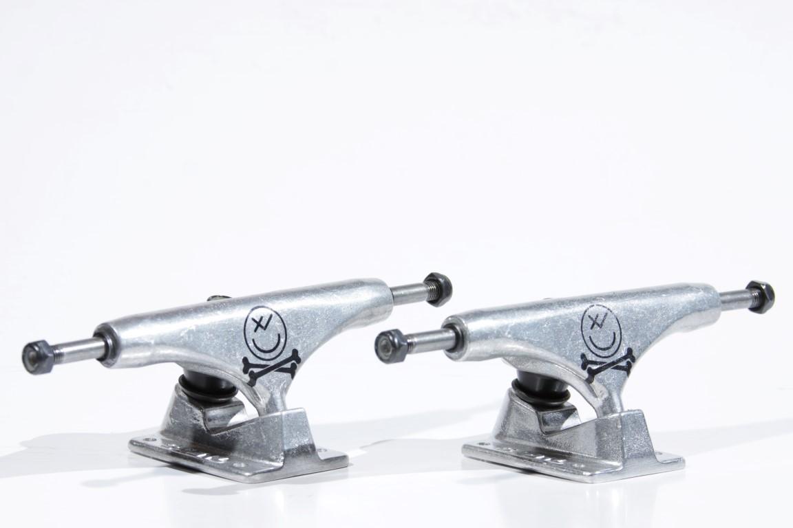 Truck Crail - High 139 Enxaqueca XV Silver  - No Comply Skate Shop