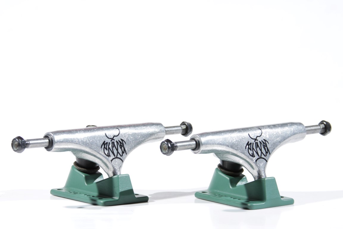 Truck Crail High 127 Tipografia Enxa  - No Comply Skate Shop