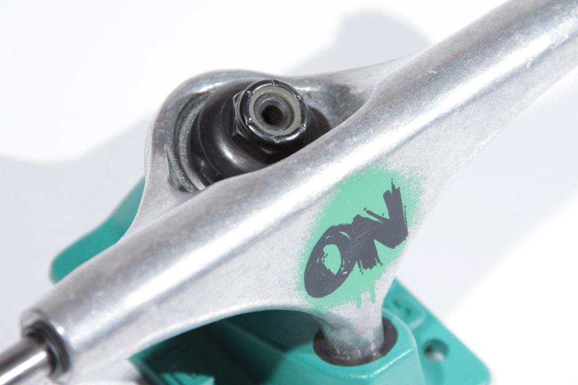 Truck Crail Hi 133 Tipografia ON  - No Comply Skate Shop