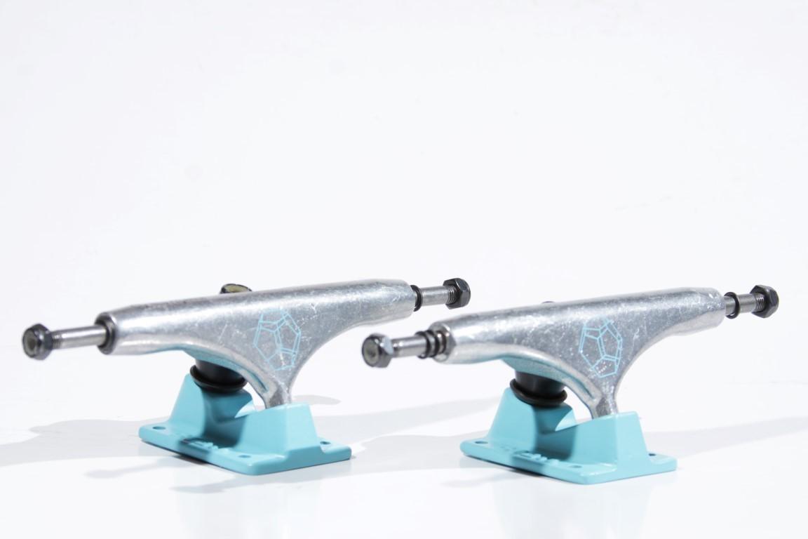 Truck Crail - High 152 Crailers Nilo Peçanha  - No Comply Skate Shop
