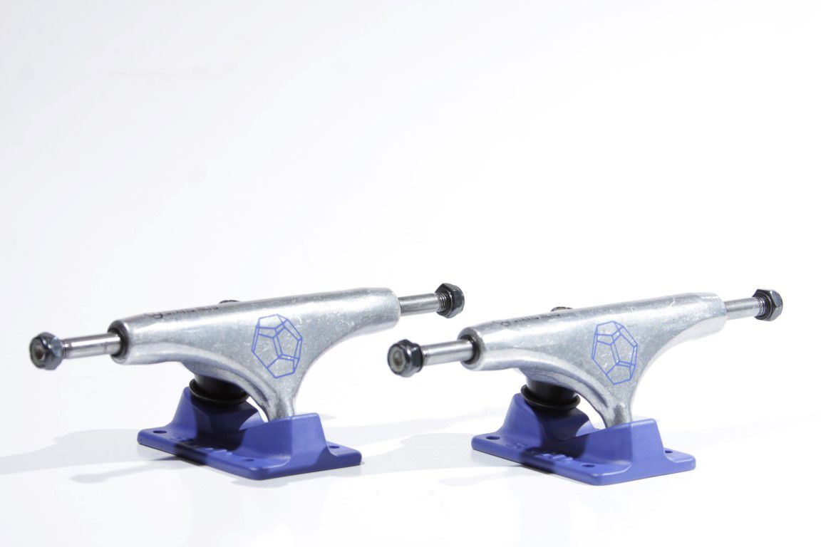 Truck Crail - Low 129 Crailers Otavio Neto  - No Comply Skate Shop
