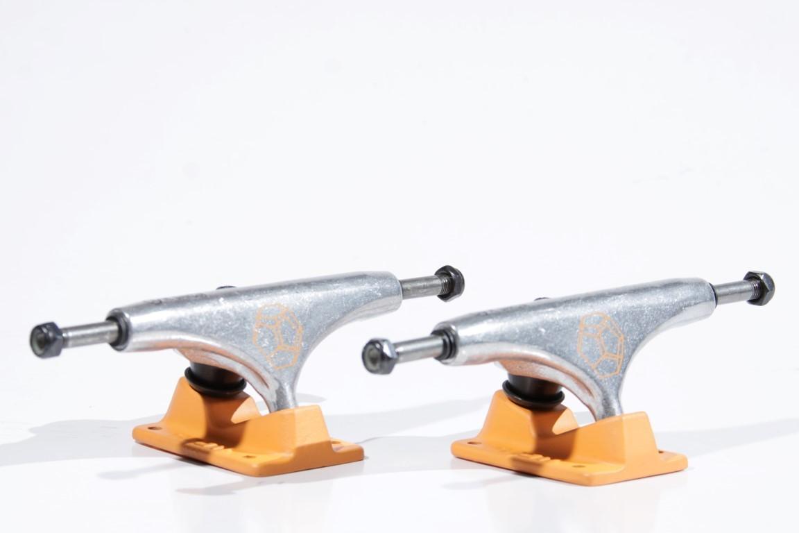 Truck Crail - Mid 133 Crailers Marcelo Garcia - Dohdoh  - No Comply Skate Shop