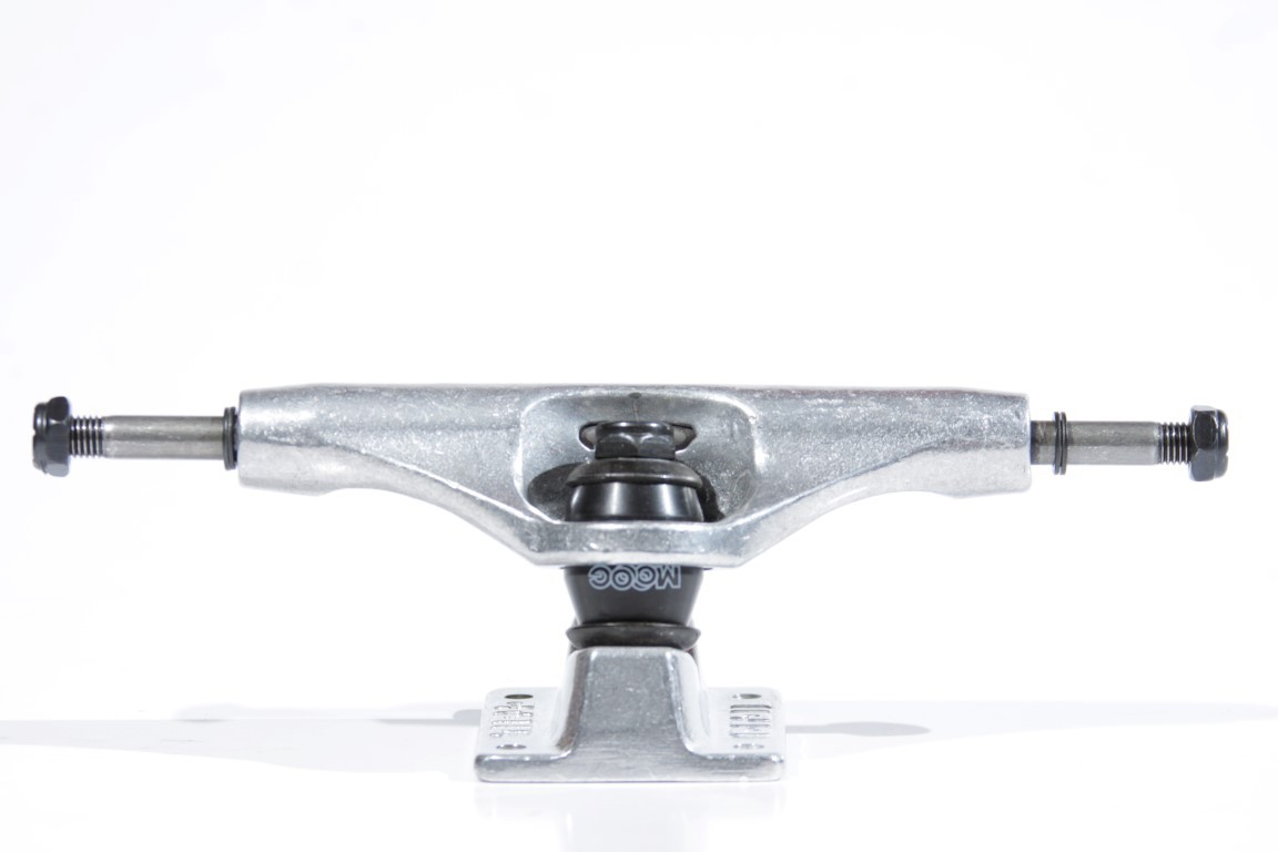 Truck Crail - Mid 139 Crailers Silver  - No Comply Skate Shop