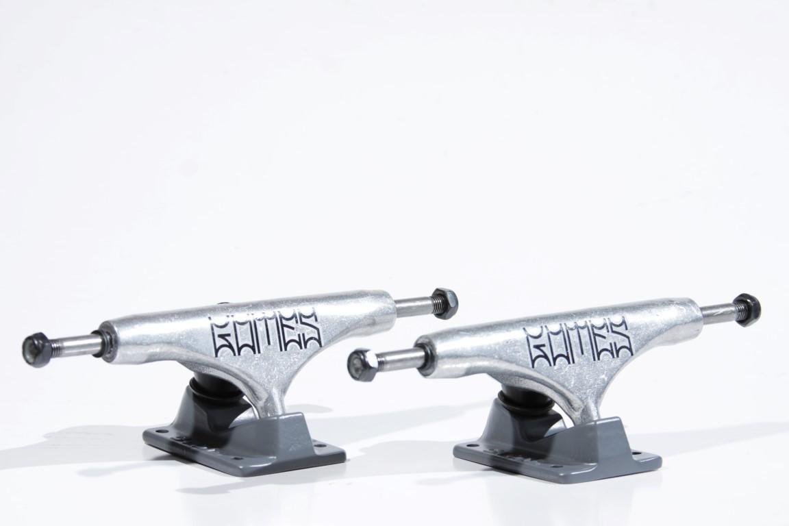 Truck Crail - Mid 139 Tipografia Gomes  - No Comply Skate Shop