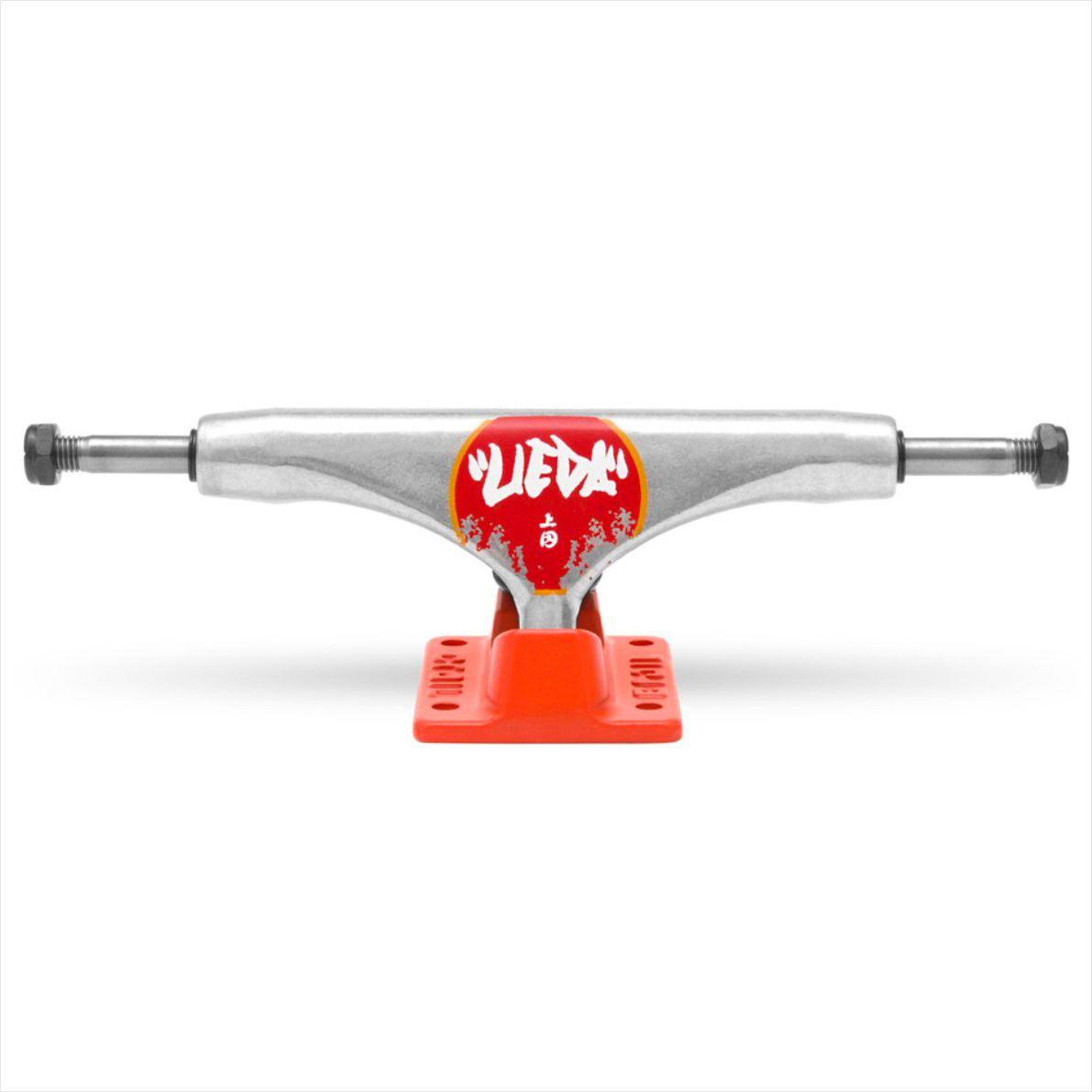 Truck Crail Mid 142 Tipografia Ueda  - No Comply Skate Shop